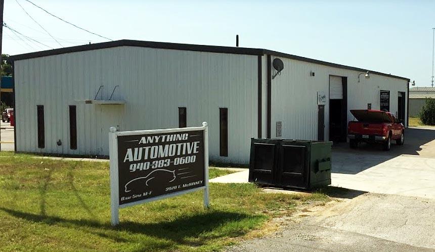 Denton Tx Auto Repair Anything Automotive Mechanic Near Denton