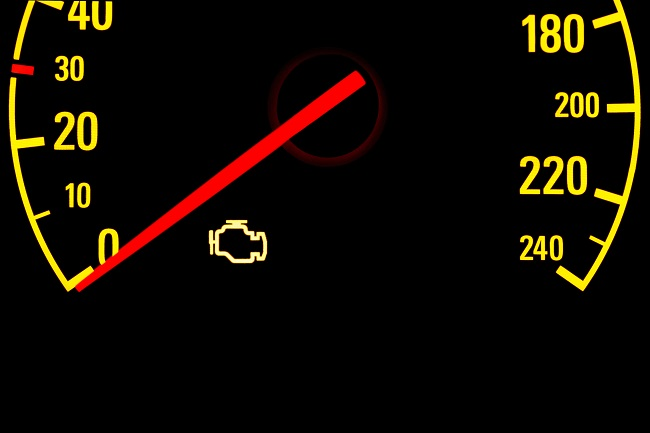 5 Common Reasons Your Check Engine Light Is On